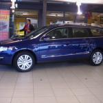 De nieuwe Volkswagen Passat Variant (2006) van Raimond.