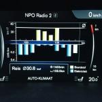 Volvo verbruik grafiek