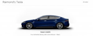 My Tesla